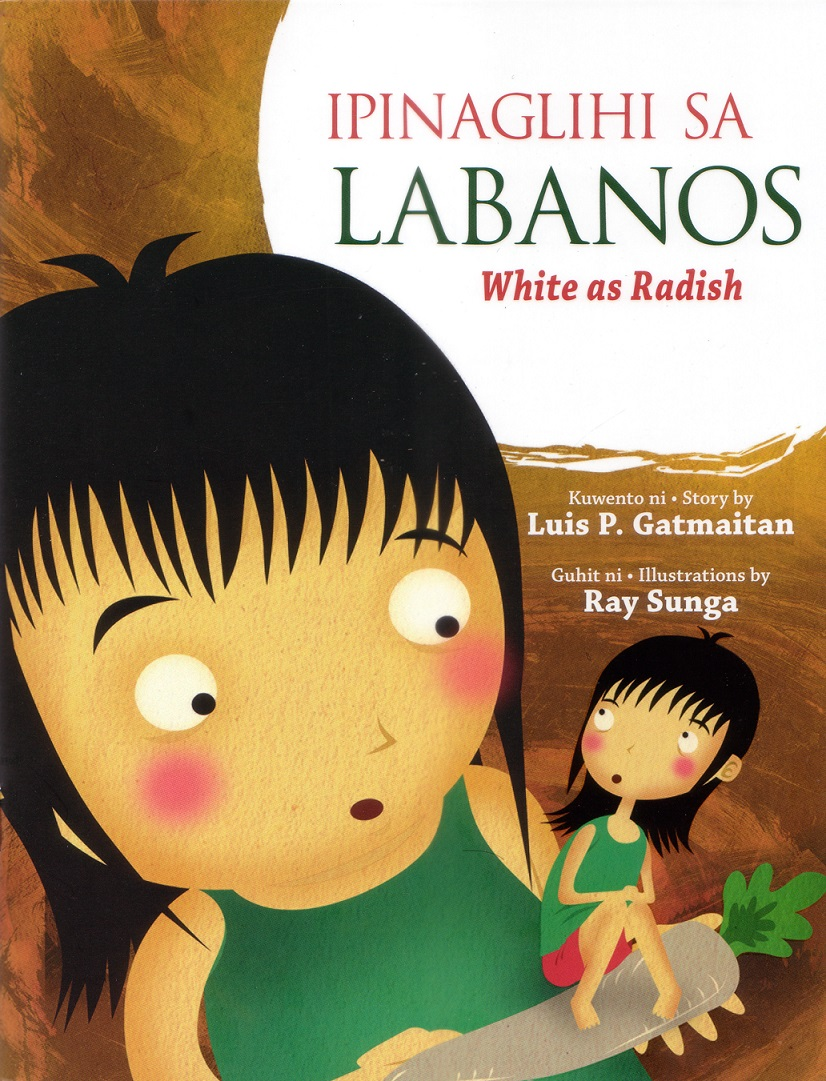 Ipinaglihi sa Labanos: White as Radish