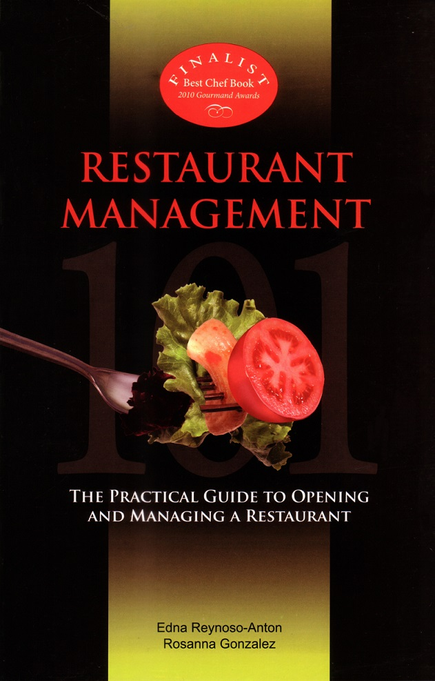 Restaurant Management 101 Anvil Publishing Inc