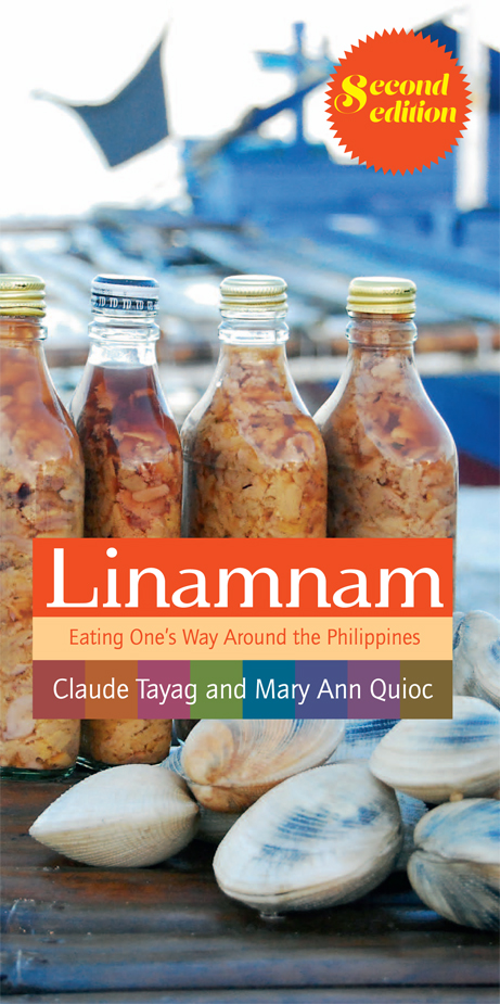 Linamnam: Eating One's Way Around the Philippines