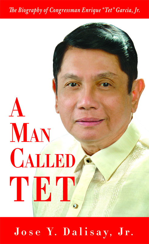 "A Man Called Tet: The Biography of Congressman Enrique ""Tet"" Garcia, Jr."