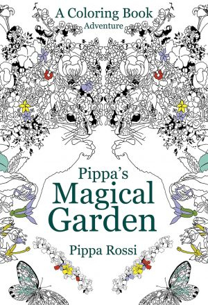 Pippa S Magical Birds Coloring Book Anvil Publishing Inc