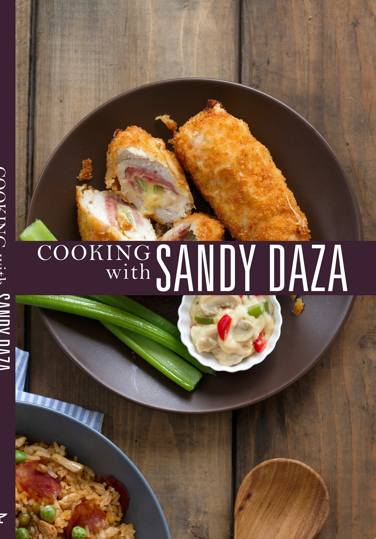 Cooking with Sandy Daza