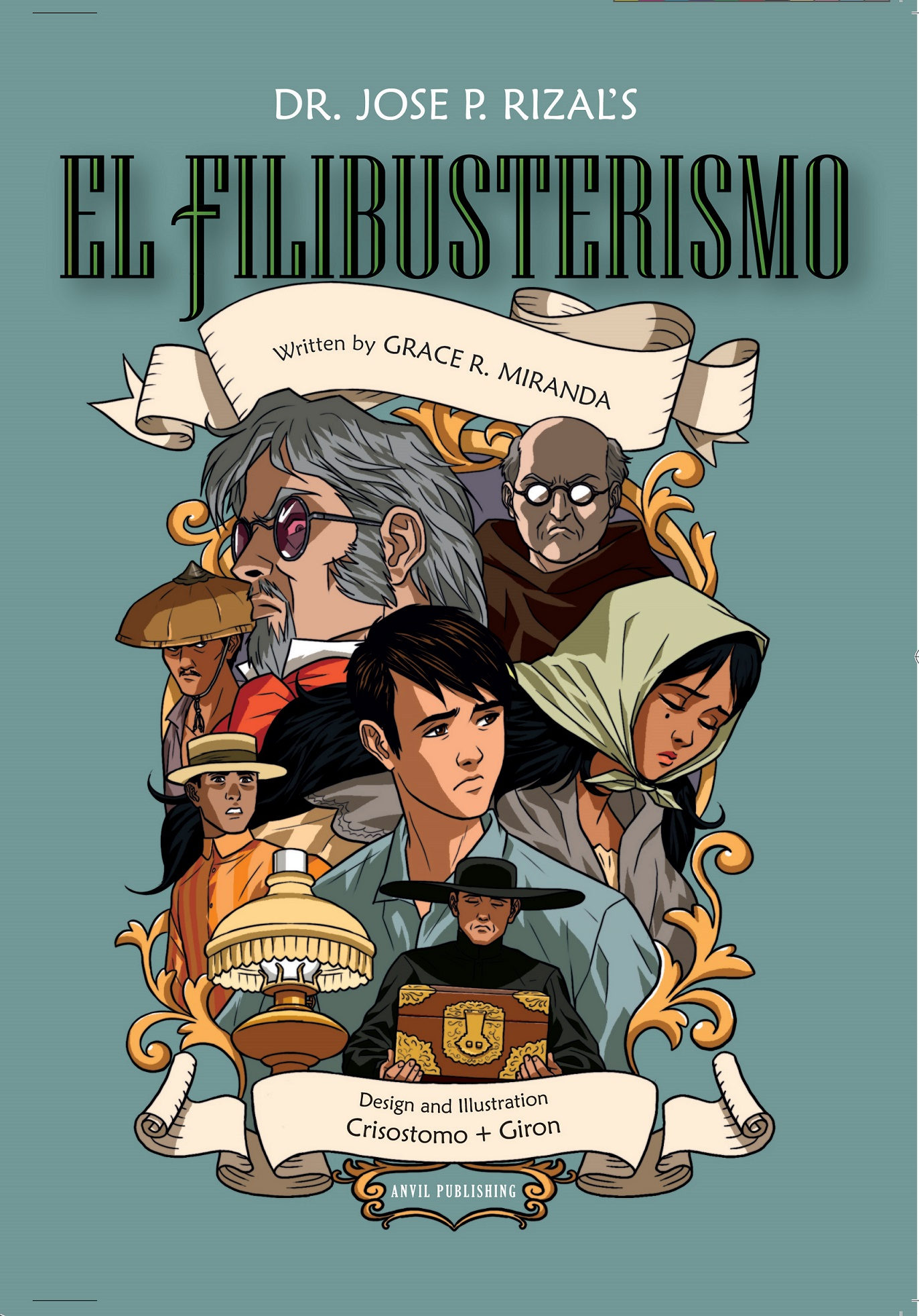 El Filibusterismo Comics