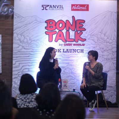 Candy Gourlay's Bone Talk is Shortlisted for the Carnegie Medal